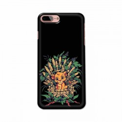 Buy Apple Iphone 8 Plus Real King Mobile Phone Covers Online at Craftingcrow.com