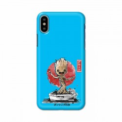 Buy Apple Iphone X Bonsai Groot Mobile Phone Covers Online at Craftingcrow.com