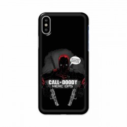 Buy Apple Iphone X Call of Doody Mobile Phone Covers Online at Craftingcrow.com