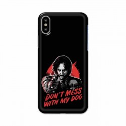 Buy Apple Iphone X Dont Mess With my Dog Mobile Phone Covers Online at Craftingcrow.com