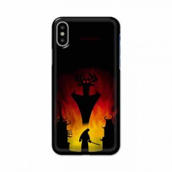 Buy Apple Iphone X Fight Darkness Mobile Phone Covers Online at Craftingcrow.com