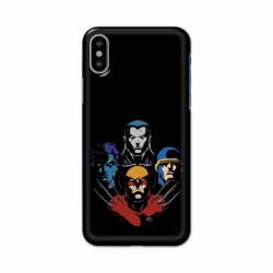 Buy Apple Iphone X Mutant Rhapsody Mobile Phone Covers Online at Craftingcrow.com