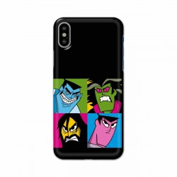 Buy Apple Iphone X Pop Samurai Mobile Phone Covers Online at Craftingcrow.com