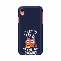 Buy Apple Iphone XR Morning Cat Mobile Phone Covers Online at Craftingcrow.com