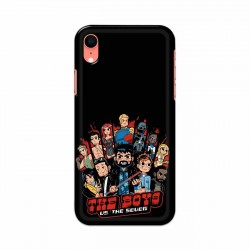 Buy Apple Iphone XR The Boys Mobile Phone Covers Online at Craftingcrow.com