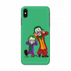 Buy Apple Iphone XS Dual Joke Mobile Phone Covers Online at Craftingcrow.com