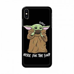 Buy Apple Iphone XS Here for the Soup Mobile Phone Covers Online at Craftingcrow.com
