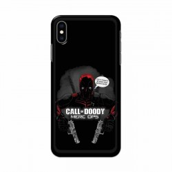 Buy Apple Iphone XS Max Call of Doody Mobile Phone Covers Online at Craftingcrow.com