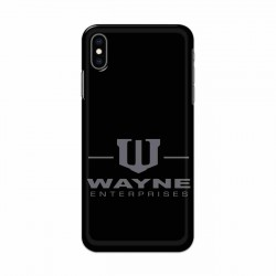 Buy Apple Iphone XS Max Wayne Enterprises Mobile Phone Covers Online at Craftingcrow.com