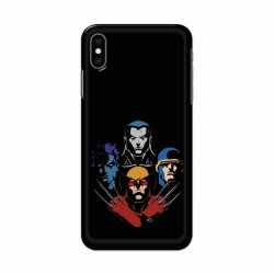Buy Apple Iphone XS Mutant Rhapsody Mobile Phone Covers Online at Craftingcrow.com