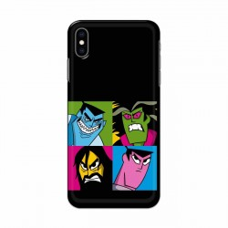 Buy Apple Iphone XS Pop Samurai Mobile Phone Covers Online at Craftingcrow.com