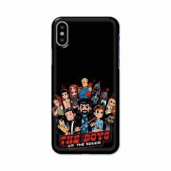 Buy Apple Iphone X The Boys Mobile Phone Covers Online at Craftingcrow.com