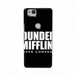 Buy Google Pixel 2 Dunder Mobile Phone Covers Online at Craftingcrow.com