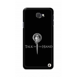Samsung Galaxy J7 Prime - Talk to the Hand  Image