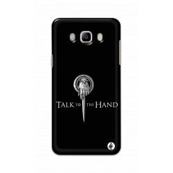 Samsung Galaxy J8 - Talk to the Hand  Image