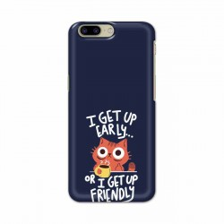 Buy OnePlus 5 Morning Cat Mobile Phone Covers Online at Craftingcrow.com