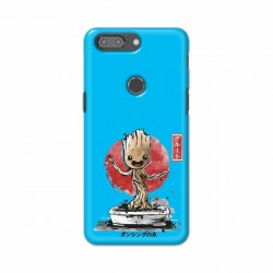 Buy One Plus 5t Bonsai Groot Mobile Phone Covers Online at Craftingcrow.com