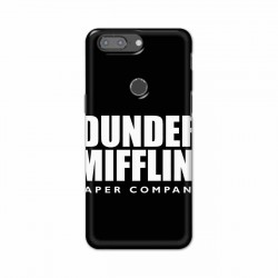 Buy One Plus 5t Dunder Mobile Phone Covers Online at Craftingcrow.com