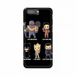 Buy One Plus 5t I am Everyone Mobile Phone Covers Online at Craftingcrow.com