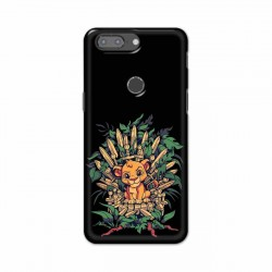 Buy One Plus 5t Real King Mobile Phone Covers Online at Craftingcrow.com