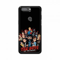 Buy One Plus 5t The Boys Mobile Phone Covers Online at Craftingcrow.com