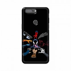 Buy One Plus 5t Venom Wick Mobile Phone Covers Online at Craftingcrow.com