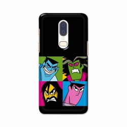 Buy One Plus 6 Pop Samurai Mobile Phone Covers Online at Craftingcrow.com