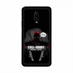 Buy One Plus 6t Call of Doody Mobile Phone Covers Online at Craftingcrow.com