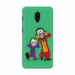 Buy One Plus 6t Dual Joke Mobile Phone Covers Online at Craftingcrow.com