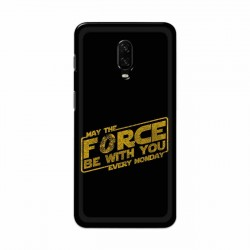 Buy One Plus 6t Force with you  Mobile Phone Covers Online at Craftingcrow.com