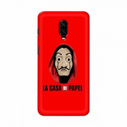 Buy One Plus 6t La Casa De Papel Mobile Phone Covers Online at Craftingcrow.com