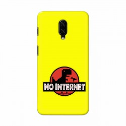 Buy One Plus 6t No Internet Mobile Phone Covers Online at Craftingcrow.com