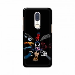 Buy One Plus 6 Venom Wick Mobile Phone Covers Online at Craftingcrow.com