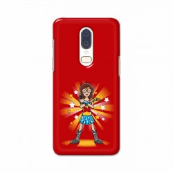 Buy One Plus 6 Wondariya Woman Mobile Phone Covers Online at Craftingcrow.com