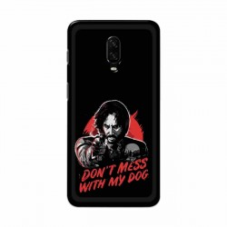 Buy One Plus 7 Dont Mess With my Dog Mobile Phone Covers Online at Craftingcrow.com