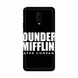 Buy One Plus 7 Dunder Mobile Phone Covers Online at Craftingcrow.com