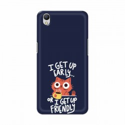 Buy Oppo A37 Morning Cat Mobile Phone Covers Online at Craftingcrow.com