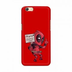 Buy Oppo A57 I am with Stupid Mobile Phone Covers Online at Craftingcrow.com