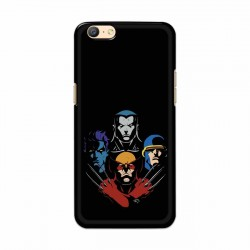 Buy Oppo A57 Mutant Rhapsody Mobile Phone Covers Online at Craftingcrow.com