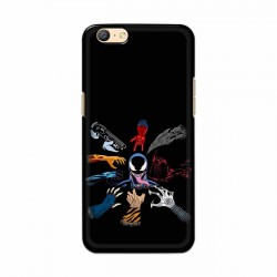 Buy Oppo A57 Venom Wick Mobile Phone Covers Online at Craftingcrow.com