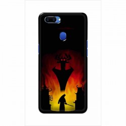 Buy Oppo A5 Fight Darkness Mobile Phone Covers Online at Craftingcrow.com