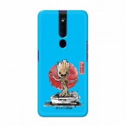 Buy Oppo F11 Pro Bonsai Groot Mobile Phone Covers Online at Craftingcrow.com