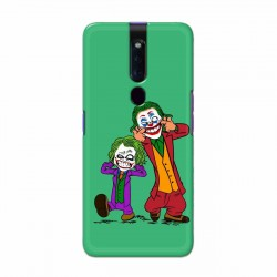 Buy Oppo F11 Pro Dual Joke Mobile Phone Covers Online at Craftingcrow.com