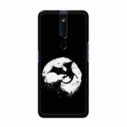 Buy Oppo F11 Pro Midnight Desolution Mobile Phone Covers Online at Craftingcrow.com
