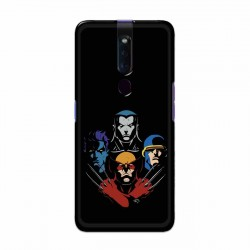 Buy Oppo F11 Pro Mutant Rhapsody Mobile Phone Covers Online at Craftingcrow.com