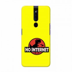 Buy Oppo F11 Pro No Internet Mobile Phone Covers Online at Craftingcrow.com