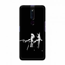 Buy Oppo F11 Pro Scooby and Shaggy Mobile Phone Covers Online at Craftingcrow.com