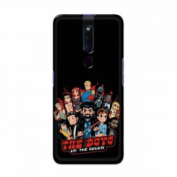 Buy Oppo F11 Pro The Boys Mobile Phone Covers Online at Craftingcrow.com