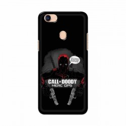 Buy Oppo F5 Call of Doody Mobile Phone Covers Online at Craftingcrow.com