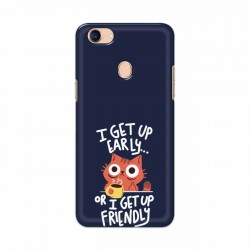 Buy Oppo F5 Morning Cat Mobile Phone Covers Online at Craftingcrow.com